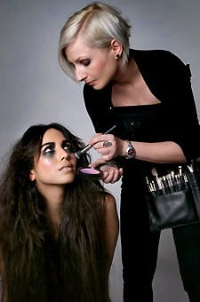 visage, make-up for models - Petra P.