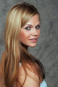 Model Sarka P. from Czech Republic